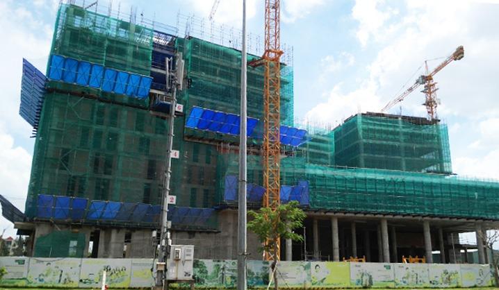 Dự án tòa nhà HD Bank