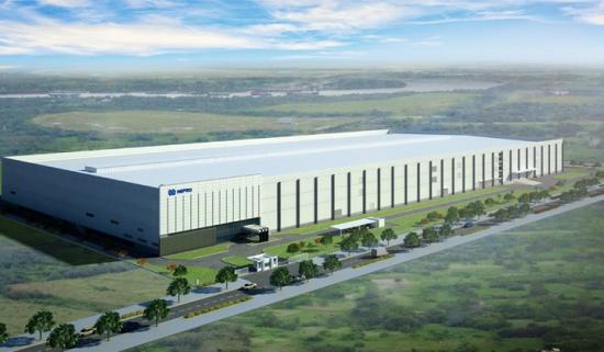 Nhà máy dược Nipro Việt Nam