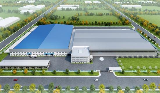 Việt Thanh Thiết kế và thi công cáp dự ứng lực cho dự án Nhà xưởng Công ty Lập thịnh ở KCN Nam Tân Uyên