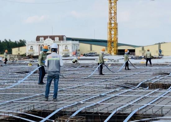 Cập nhật tiến độ thi công tháng 7/2020 - Dự án Nhà xưởng Lập Thịnh