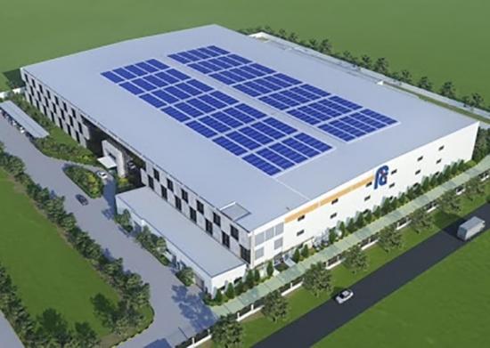 Việt Thanh trúng thầu hạng mục cáp dự ứng lực cho dự án New Apparel Far Eastern (NAFE)