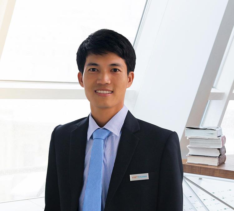 Tổng giám đốc công ty xây dựng Việt Thanh Corp
